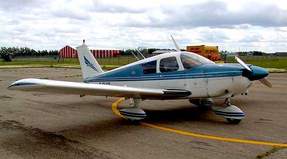 Piper Cherokee - PA-28
